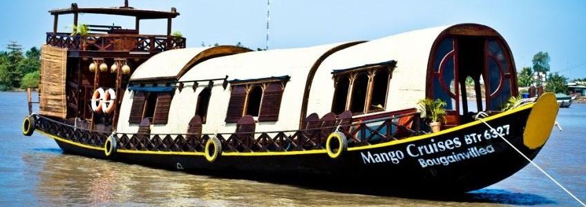 Jonque Mango Mekong