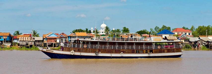 Jonque Mekong Adventurer