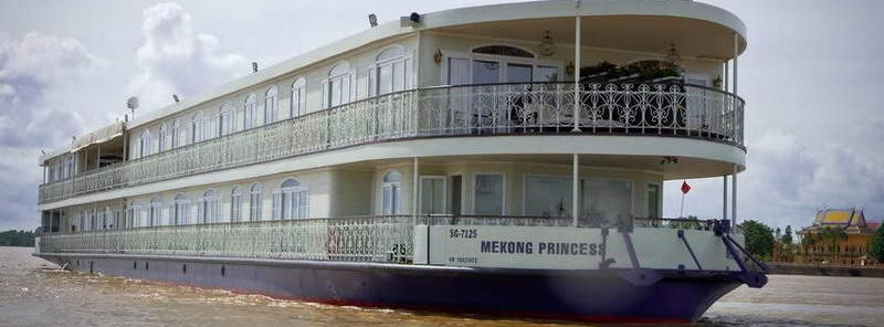 Jonque RV Mekong Princess