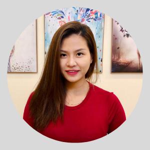 Mme Kim Anh Conseillère en voyage d'agence locale vietnam