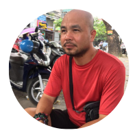 M. Dinh - Guide francophone Hanoi Vietnam