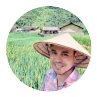 M Manh Guide francophone Hanoi Nord du Vietnam