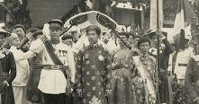 Roi Bao Dai dernier Empereur du Vietnam