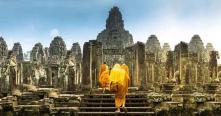 Circuit visite des monuments historiques lors voyage au Cambodge sur mesure