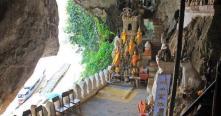 Découverte les 4 grottes les plus majestueuses du Laos