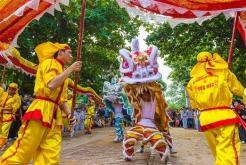 Les 5 plus grandes fêtes du Vietnam