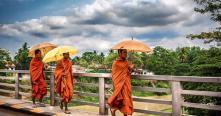 Quel meilleur moment pour voyage au Cambodge avec Agence voyage locale