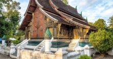 Top des ouvrages architecturaux religieux à Luang Phrabang