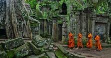 Visite des attractions à Siem Reap lors circuit sur mesure au Cambodge