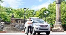 Voiture avec chauffeur au Centre Vietnam