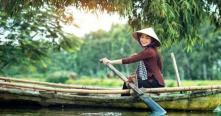 Voiture chauffeur Ben tre Delta du Mekong
