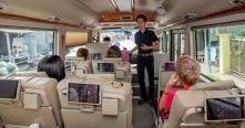 Voiture chauffeur Chau doc Delta du mekong