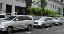 Voiture chauffeur Dien Bien Phu Vietnam