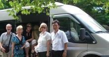 Voiture chauffeur Hanoi Sapa Halong Danang Saigon