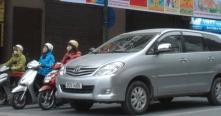 Voiture chauffeur Hoi an Da nang pour voyage au centre Vietnam