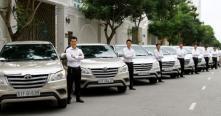 Voiture chauffeur Pu Luong Mai Chau Vietnam