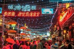 Voyage au Cambodge: Découverte de la vie nocturne à Siem Reap