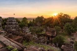 Voyage au Cambodge pendant l'été