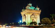Voyage au Laos: Découverte de la vie nocturne à Vientiane