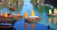 Circuit combiné Vietnam, Cambodge et Laos 21 jours 20 nuits