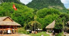 Trekking tour Mai Chau Hang Kia Sam Khoe Hanoi 6 jours
