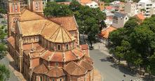 Visite la ville de Saigon avec guide francophone 1 jour