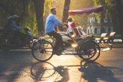 Visite la ville et vieux quartier Hanoi