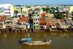 Circuit delta du Mekong