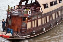 Jonque Authentique Mekong