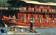 Jonque Bassac Mekong