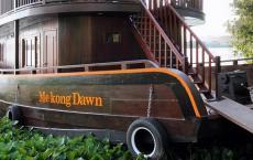 Jonque Mekong Dawn