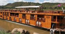Jonque Mekong Pearl Laos
