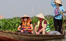 Jonque Mekong Queen