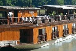Jonque Mekong Sun Laos