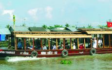Jonque Mien Tay Mekong