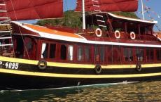 Jonque Oriental Sun 2 cabines