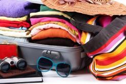 Bagages et vêtement